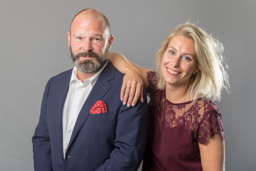 Sascha Becker en Wenda Bolink - De employee journey